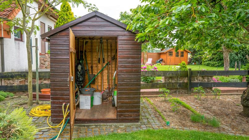 Comment construire un abri de jardin écolo ?