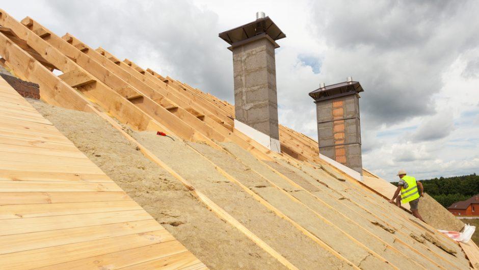 Quelques astuces pour isoler une toiture inclinée