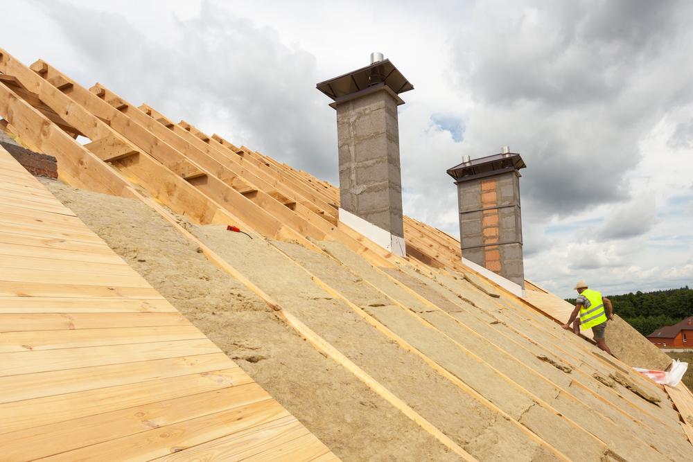 isoler une toiture inclinée